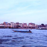 Chao Phraya River  4/17 by Tripoto