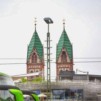 Freiburg im Breisgau ZOB 2/2 by Tripoto