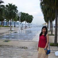 Indu Wary Travel Blogger