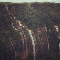 Nohsngithiang Falls 2/20 by Tripoto