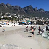 Camps Bay Beach 3/6 by Tripoto