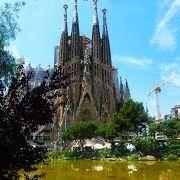 La Sagrada Familia 5/34 by Tripoto
