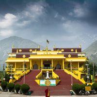 Gyuto Monastery. 3/6 by Tripoto