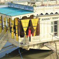 Shelter group of Houseboats in Srinagar | Kashmir Houseboats 2/3 by Tripoto
