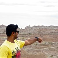 Badlands National Park 3/7 by Tripoto