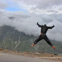 Sumesh Reddiar Travel Blogger