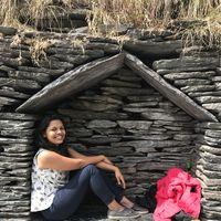 Megha Goel Travel Blogger