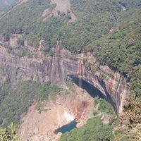 Nohkalikai Falls 3/36 by Tripoto