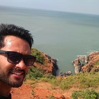 Vaibhav Sawalkar Travel Blogger