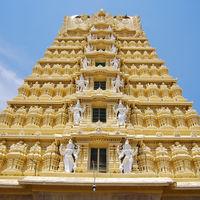Chamundeshwari Temple 2/2 by Tripoto