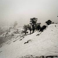 Trail to SnowLine Cafe 2/4 by Tripoto