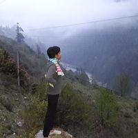 Meghna N Kushalappa Travel Blogger