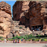 Badami Cave Temples 3/90 by Tripoto