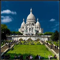 Sacred Heart Basilica of Montmartre (Sacre-Coeur) 5/13 by Tripoto