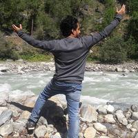 Gireesh Gangadharan Travel Blogger