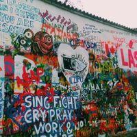 John Lennon Wall 5/6 by Tripoto