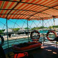 Chunnambar Boat House 3/4 by Tripoto