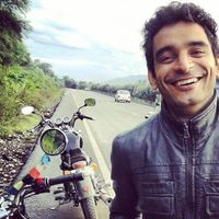 Farish Chander Travel Blogger