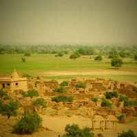 Khaba Fort 3/7 by Tripoto