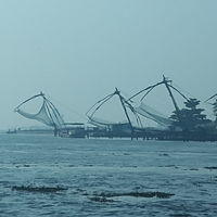Chinese Fishing Nets 3/4 by Tripoto
