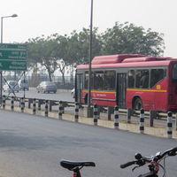Delhi-Gurgaon Expressway 4/4 by Tripoto