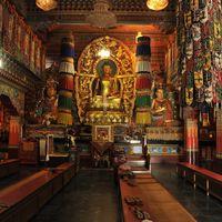 Rumtek Dharma Chakra Centre 3/12 by Tripoto