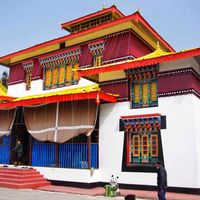 Enchey Monastery 2/8 by Tripoto