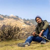 Sounak Ghosh Travel Blogger