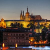 Prague Castle 4/18 by Tripoto
