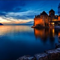 Castle of Chillon 2/2 by Tripoto