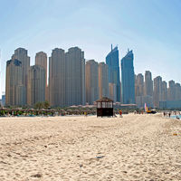 Jumeirah Beach - Jumeirah - Dubai - United Arab Emirates 4/9 by Tripoto