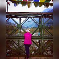 Kanika Chopra Travel Blogger