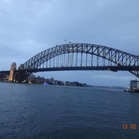 Sydney Harbour Bridge 3/5 by Tripoto
