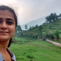 Naina Kataria Travel Blogger