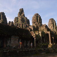 The Bayon 4/10 by Tripoto