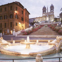 Spanish Steps 2/11 by Tripoto