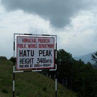 Hatu Peak 3/45 by Tripoto