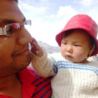 Prahlad Raj Travel Blogger
