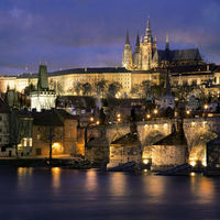 Prague Castle 2/25 by Tripoto