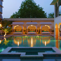 Samode Haveli 2/8 by Tripoto