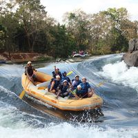 white water rafting  2/10 by Tripoto