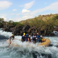 white water rafting  3/10 by Tripoto