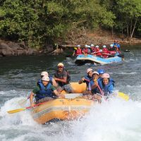 white water rafting  4/10 by Tripoto