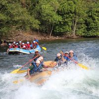 white water rafting  5/10 by Tripoto