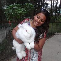 Jinal Kapadia Travel Blogger