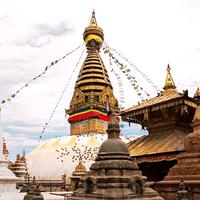 Swayambhunath Stupa 2/4 by Tripoto