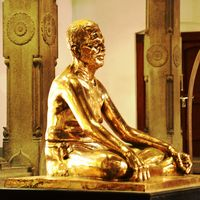 Golden Ramana in Sri Ramanasramam 3/3 by Tripoto