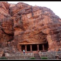 Badami Cave Temples 2/90 by Tripoto
