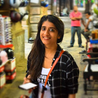 MissDoLittle a.k.a Khushbu Jhaveri Travel Blogger