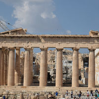 Parthenon 2/5 by Tripoto